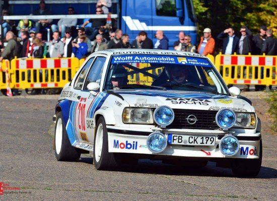 Opel Ascona 400 Replica