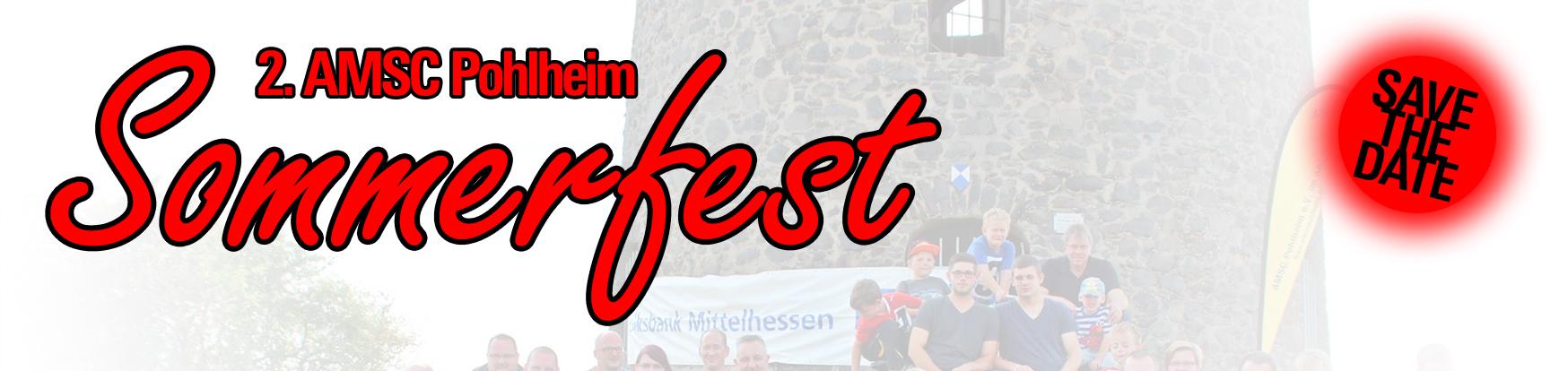 2. AMSC Pohlheim Sommerfest 2019