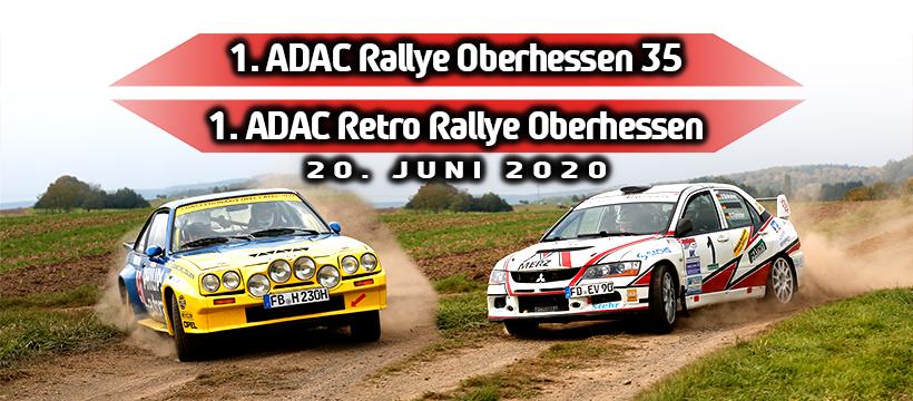 1. ADAC Rallye Oberhessen 35