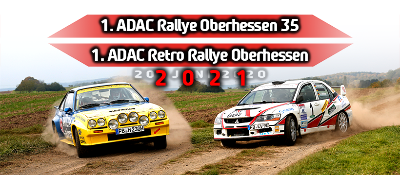 1. ADAC Rallye Oberhessen 35 abgesagt
